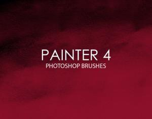 Free Painter Photoshop Brushes 4 Photoshop brush
