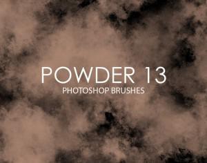 Free Powder Photoshop Brushes 13 Photoshop brush