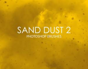 Free Sand Dust Photoshop Brushes 2 Photoshop brush