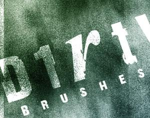 Dirty Brushes Photoshop brush