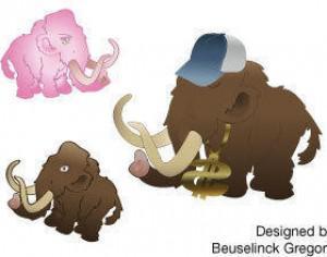 Mammoet / Mammoth Brushes Photoshop brush