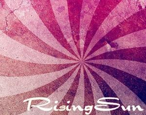 Rising Sun brushes Photoshop brush