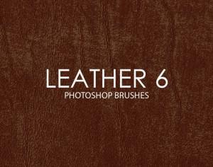 Free Leather Photoshop Brushes 6 Photoshop brush