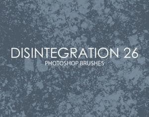 Free Disintegration Photoshop Brushes 26 Photoshop brush