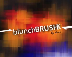 Blunch Brushes Photoshop brush