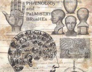 Phrenology Brushes Photoshop brush