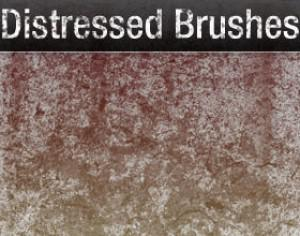 Distressed Grunge Pack – 26 Brushes Photoshop brush