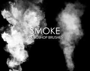 Free Smoke Photoshop Brushes Photoshop brush