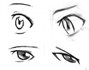 Eyes Brush Set Vol. 2 Photoshop brush