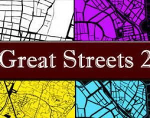 Great Streets Brushes 2 Photoshop brush