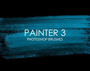 Free Painter Photoshop Brushes 3 Photoshop brush