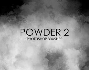 Free Powder Photoshop Brushes 2 Photoshop brush