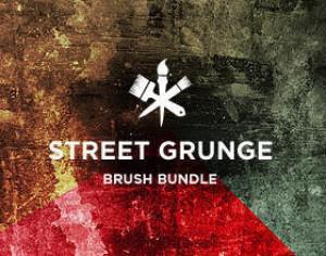 Street Grunge Photoshop brush