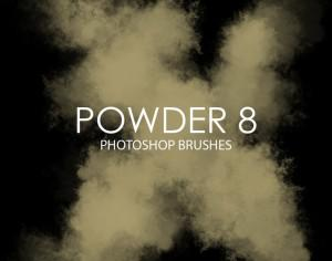 Free Powder Photoshop Brushes 8 Photoshop brush