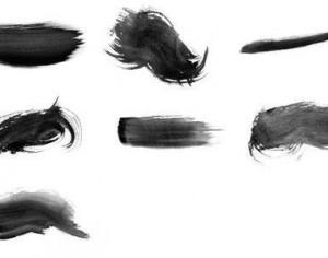 High-Res Watercolor Photoshop Brushes Photoshop brush