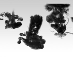 Ink Drop Photoshop brush