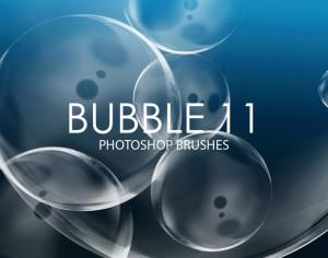Free Bubble Photoshop Brushes 11 Photoshop brush