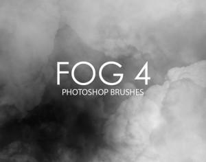 Free Fog Photoshop Brushes 4 Photoshop brush