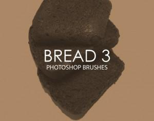 Free Bread Photoshop Brushes 3 Photoshop brush