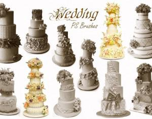 20 Wedding PS Brushes abr.vol.8 Photoshop brush