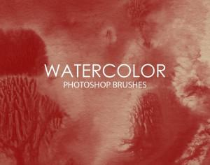 Free Watercolor Wash Photoshop Brushes 8 Photoshop brush
