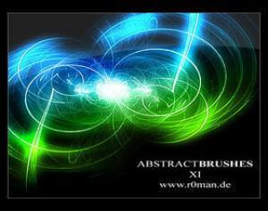 Abstract Brushset XI Photoshop brush