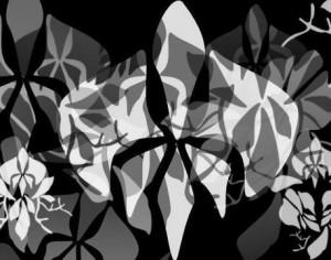 Decorative Orchid Brushes Photoshop brush