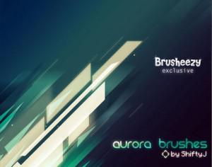 Aurora Brushes Photoshop brush