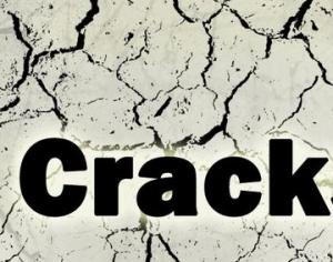 Cracks brush Photoshop brush