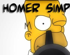 Homer Simpson Photoshop brush