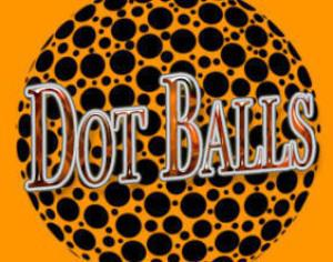 Graphic Dot Ball Brushes Photoshop brush