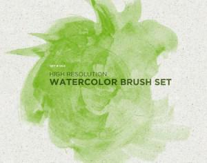 Watercolor Basics  Photoshop brush