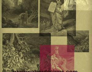 Gustave Dore Brushes Photoshop brush