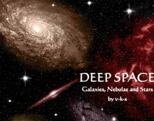 Deep Space Photoshop brush