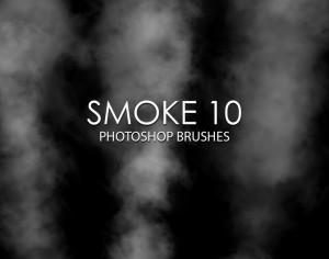 Free Smoke Photoshop Brushes 10 Photoshop brush