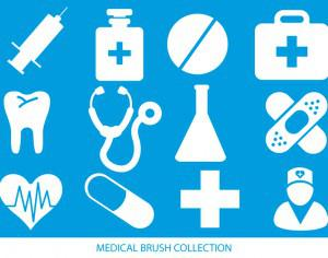 Medical Brush Collection Photoshop brush