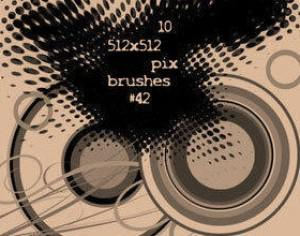 Very Big Brushes Photoshop brush