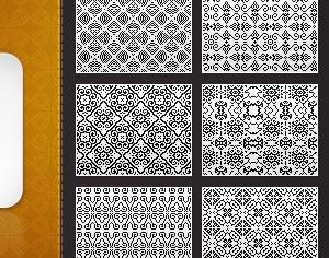 Damask Patterns Volume 2 Photoshop brush