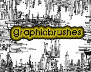 graphik brushes Photoshop brush