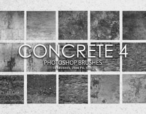 Free Concrete Photoshop Brushes 4 Photoshop brush