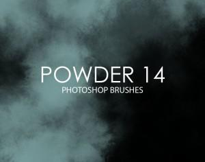 Free Powder Photoshop Brushes 14 Photoshop brush