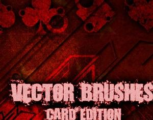 24 Vector Brushes Photoshop brush