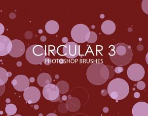 Free Circular Photoshop Brushes 3 Photoshop brush