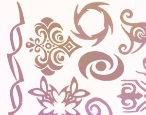 Henna Tattoo Brushes Photoshop brush
