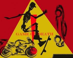 Game of Death Photoshop brush