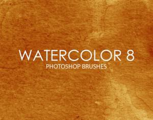 Free Watercolor Photoshop Brushes 8 Photoshop brush