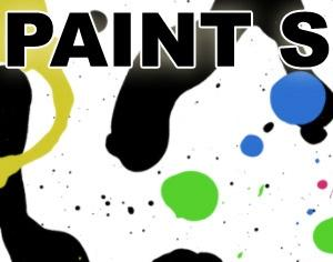 Paint Spots Photoshop brush