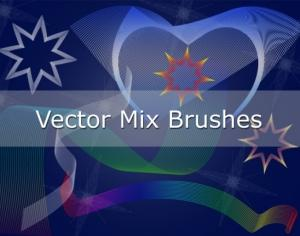 Vector Brushes Photoshop brush