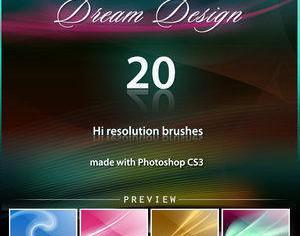 Dream light ps brushes Photoshop brush