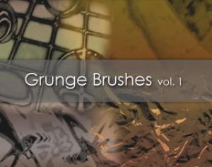 Big Grungy Brushes Photoshop brush
